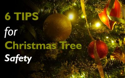 6 Tips For Christmas Tree Safety