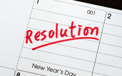New Year's Resolutions for Your Homeowners Association